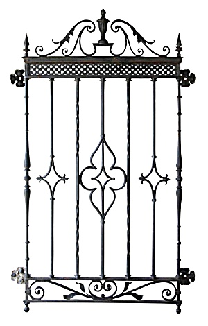 Iron Decorative Grille