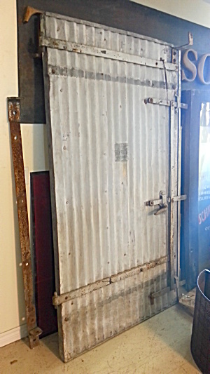 Fire Door Super Cool Barn Type