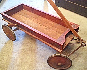 "Little Red Wagon ""the Gadfly"""