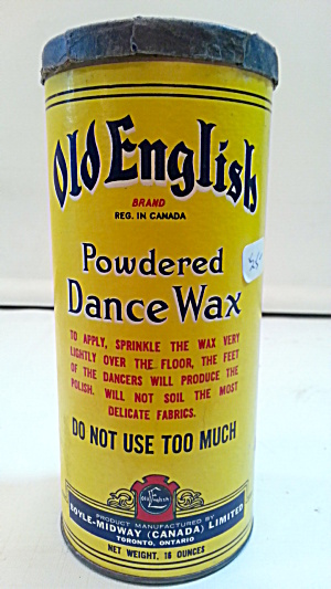 Dance Floor Wax