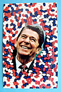 Ronald Reagan Postcard