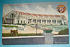 Manufacturers Building & Arctic Circle Postcard