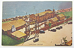 The Lincoln Group Postcard (Chicago World's Fair)