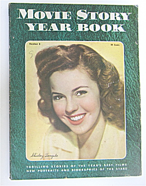 Movie Story Year Book Magazine 1949 Shirley Temple
