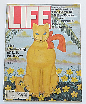 Life Magazine June 1980 U.s. Folk Art