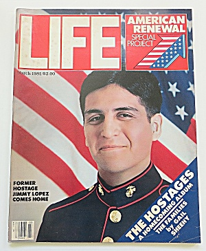Life Magazine March 1981 The Hostages