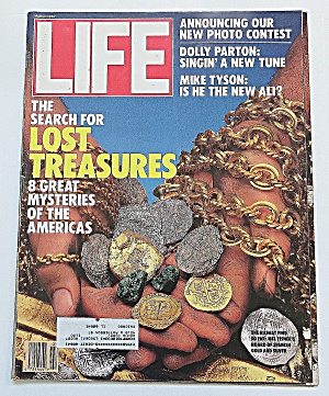 Life Magazine March 1987 Lost Treasures