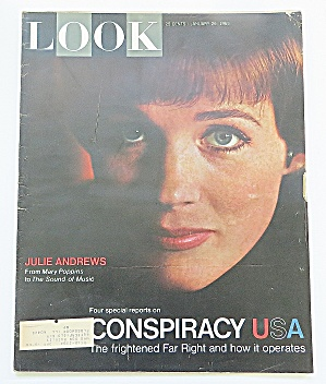Look Magazine January 26, 1965 Conspiracy