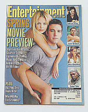Entertainment February 18, 2000 Spring Movie Preview
