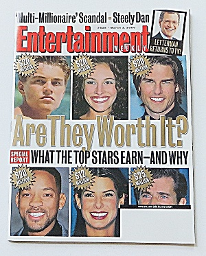 Entertainment March 3, 2000 Are They Worth It