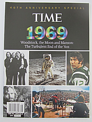 Time Magazine 2009 40th Anniversary Special