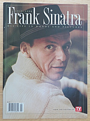Frank Sinatra (His Life In Words & Pictures) 1915/1998