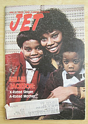 Jet Magazine April 10, 1980 Millie Jackson