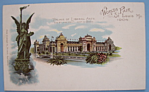 Palace Of Liberal Arts Postcard (1905 Lewis & Clark)