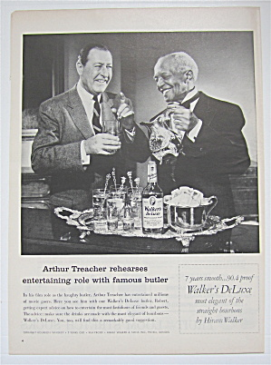 1957 Walker's Deluxe With Arthur Treacher