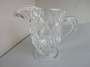 Crystal Creamer Maker Unknown
