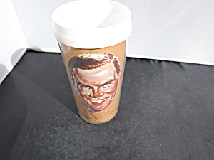 Ralph Backstrom Canadian Habs Thermal Tumbler Cup