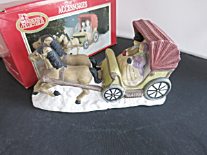 Dickens Collectibles Accessories Convertible Carriage