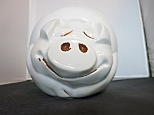 Quigley Lazy Pie Pig Cookie Jar