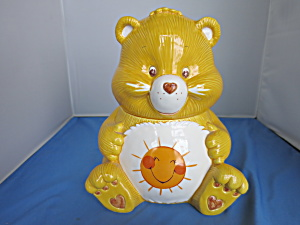 Funshine Care Bear Cookie Jar American Greetings Corp