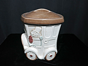 Car Automobile Cookie Jar Towle Gailstyn Sutton M R