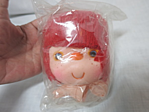 Vintage Mitzy Doll Head And Hands Westrim Crafts 1980