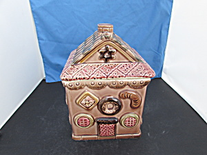 Vintage Cookie House Best Guess Japan Unmarked