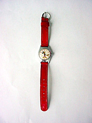 Child's Us Time Mickey Mouse Wristwatch