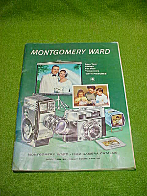 1962 Montgomery Ward Camera Catalog