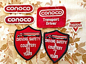 Conoco Patch Collection