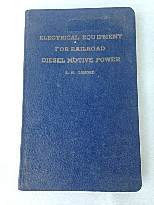 Electrical Equip Railroad Diesel Motive Power