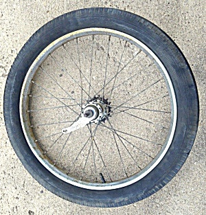 Rearl Bike Tire Schwinn Krate? Cheater Slick