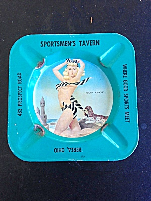 Sportsmen's Tavern Berea Ohio Ashtray