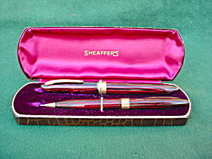 Sheaffer Pen & Pencil Set W/org. Box