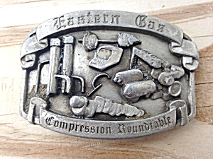 Eastern Gas Compression Roundtable Buckle