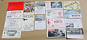 Huge Collection Qsl Cards