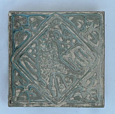 Batchelder Tile - Parrot Or Large Bird