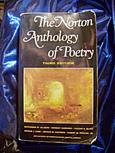 The Norton Anthology Of Poetry Third Edition