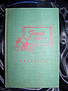 Fruit Science By Norman Franklin Childers 1949 Hc