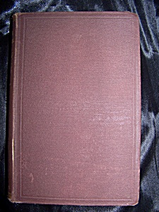 Lay Of The Last Minstrel 1864 Hardcover By Sir Walter Scott