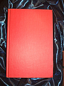 The Scarlet Cord. 1956 Stated First Edition By Frank G. Slaughter