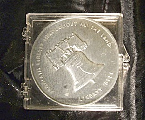 American Liberty Bell Commemorative Medal