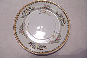 Taiko Floral Pattern Porcelain Dinner Plate