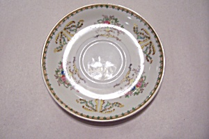 Taiko Floral Pattern Porcelain Saucer