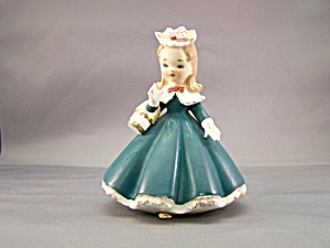 Sunday Best Girl Figurine