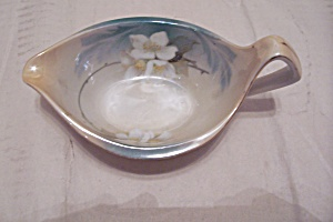Pre-war - Ww-ii German China Gravy Bowl