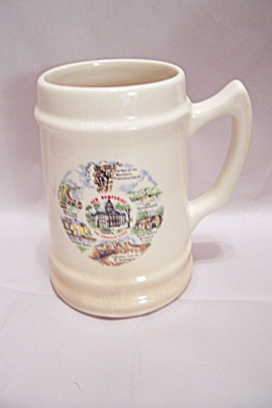 New Hampshire Souvenir Beer Mug/stein