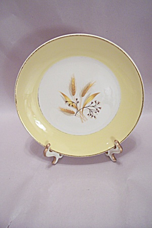 Century Services Autumn Pattern Salad Plate