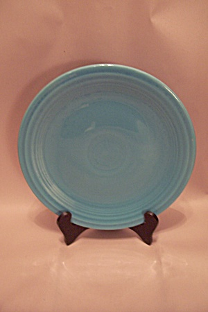 Fiesta Turquoise Lunch Plate