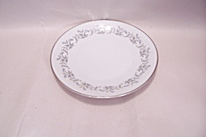 Pasco Flower Dance Pattern Salad Plate